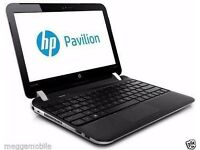 "HP Pavilion DM1-4402SA 11.6"" Notebook, Beat Audio, Dual 1.7GHz, 4GB,300GB,WIN 10"