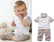 Boys Shirt and Waistcoat