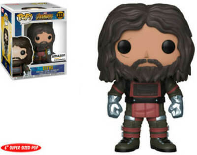 Funko POP!: Marvel: Vengadores: Infinity War: Eitri Exclusivo