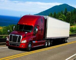 Transport Truck & Trailer Financing - Best Rates - $0 Down Payment  - Quick Online Application - New O/O's Welcome