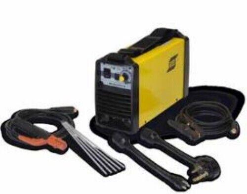 Esab 161LTS MiniArc Stick/DC TIG Welder - 0558101699