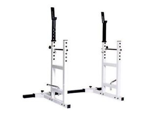 Squat Rack For Sale, Barbell included