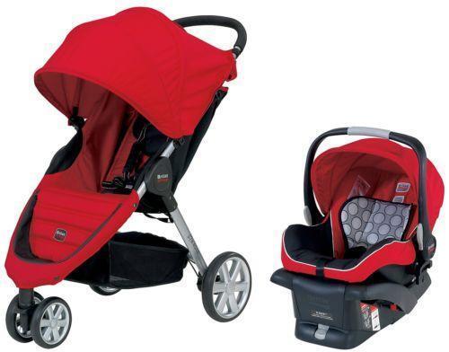 Britax Chaperone Infant Car Seat: Britax B Agile: Baby