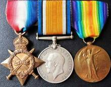 *WANTED* MILITARY MEDALS BADGES UNIFORMS SWORDS BAYONETS ETC. Morley Bayswater Area Preview