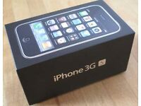 IPHONE 3GS 16GB BLACK BOX ONLY