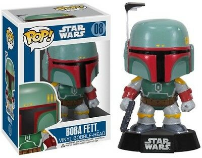 Funko Pop! Star Wars: Boba Fett [New Toy] Bobble Head