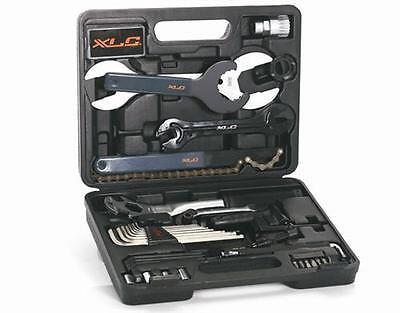 XLC Werkzeugkoffer 33tlg. Tool Box Fahrrad Werkzeug