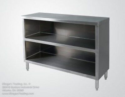 15x48 Stainless Steel Commercial Dish Cabinet