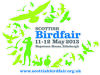 The Scottish Birdfair needs volunteers - free day pass and on-site camping! South Queensferry, West Lothian