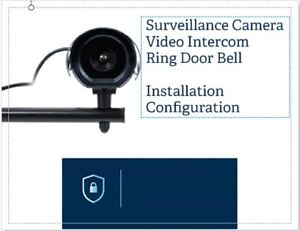 Surveillance Camera - Video Intercom - Computer Network Cabling Kitchener / Waterloo Kitchener Area image 1