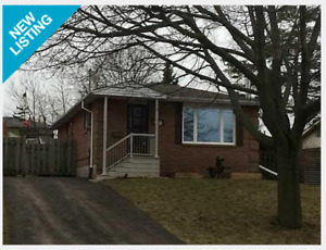 3+1 Bedroom Bungalow for rent in Hamilton West mountain