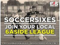 Cefn Mawr Soccersixes! New teams needed!