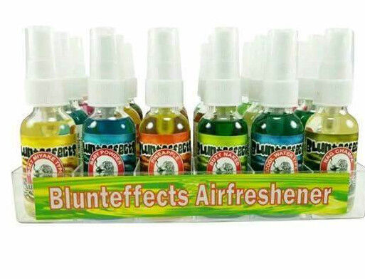 Blunt Effects Concentrated Spray Air Fresheners! Blunteffects – 18 Count Display Air Fresheners