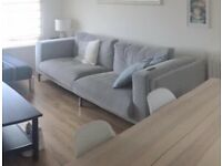 IKEA NOCKEBY 3 seater sofa