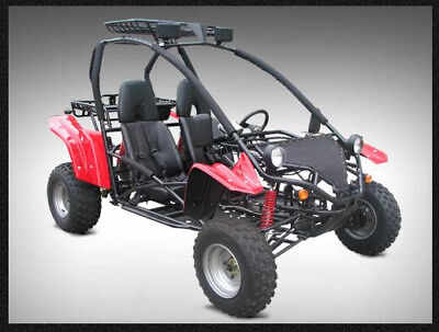 Off Road Go Kart 150cc Engine 9.25hp 4 Stroke 1 Cylinder 4 colors available