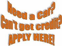 Need a car? Can't get credit? Keep it simple - Apply now - no forms - txt ur name to:- 07886543258