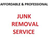 Affordable & Professional Junk Removal Services