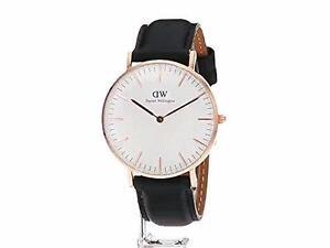 Daniel Wellington 0508DW Sheffield Wrist Watch – Brand New