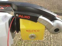 Caravan Milenco 2004Heavy Duty Safety Lock