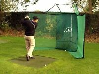 Huxley Rota-Net golf practice net