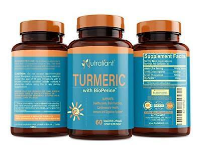Best Turmeric Curcumin Supplement with BioPerine Black Pepper - Optimum (Best Turmeric With Black Pepper Supplements)