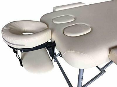Lightweight Portable Massage Table - Breast Recess Massage Bed - (Lightweight Portable Massage Table)