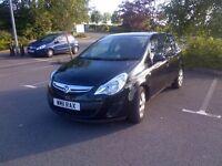 Vauxhall Corsa 2011 - 5 door Hatchback - Low Mileage - Very Good Condition