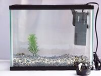 FOR SALE two aquariums. Please read detailed description below.