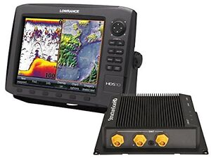 Lowrance gen2 hds 10 with structure scan module lss-2