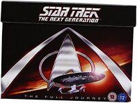 Star Trek: The Next Generation - The Full Journey [DVD]