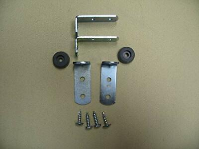 - Turn drop Side Visible/Hidden Hardware into fixed Side-Conversion kit