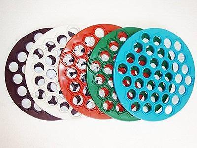 Russian Pelmeni Pelmeny Ravioli Dumpling Maker Form Mold Press Cutter Plastic