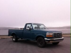 NEED GONE 1996 F150 Straight 6