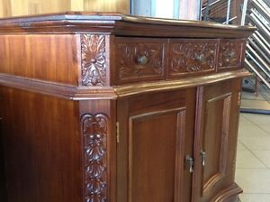 French Style Solid wooden Vanity Cabinet for sale only $450.00!!