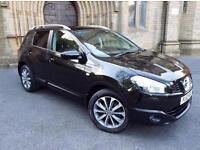 2012 Nissan Qashqai 1.6 dCi Tekna 5 door 4WD [Start Stop] Diesel Hatchback
