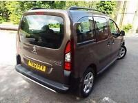 2012 Peugeot Partner Tepee 1.6 HDi 92 Outdoor 5 door Diesel Estate