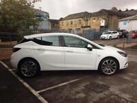2017 Vauxhall Astra 1.4T 16V 150 SRi 5 door Petrol Hatchback