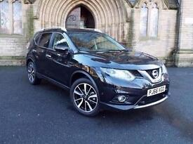 2016 Nissan X-Trail 1.6 dCi Tekna 5 door 4WD [7 Seat] Diesel Estate