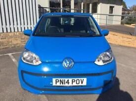 2014 Volkswagen up! 1.0 Move Up 3 door Petrol Hatchback