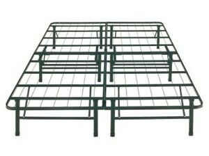 Platform Metal Bed Frame - in Twin, Full, Queen, King, and CA King