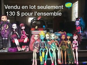 Monster High Lac-Saint-Jean Saguenay-Lac-Saint-Jean image 1