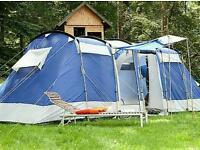 New Skandika 6 man tent