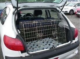 Dog cage for Peugeot 206 verve