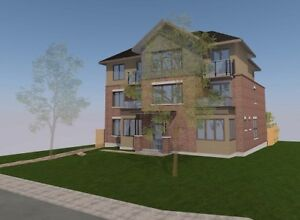 Newly built 4 bedroom units in the Glebe!