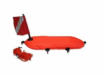 BOA SUB ABYSS SILURO LUX con interno in pvc, porta fucili sub per pesca apnea