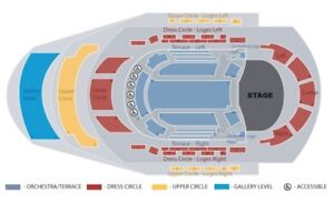 Demetri Martin - Hardcopy Tickets Row B - Cost