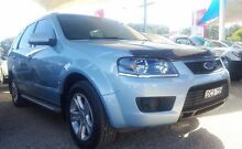 2009 Ford Territory SY Mkii TX Blue 4 Speed Sports Automatic Wagon Coffs Harbour Coffs Harbour City Preview