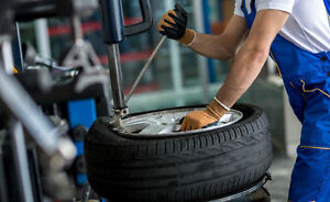 Cheap Tire Changing, Balancing and Sales
