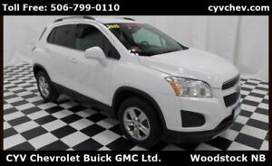 2015 Chevrolet Trax LT AWD - $10/Day - Bluetooth & Alloys