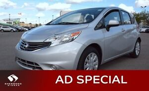2014 Nissan Versa Note SV AUTO Special - Was $14995 $84 bw
